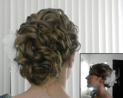 Peinado especial para tu boda :) Súper in #elsalondemarlen