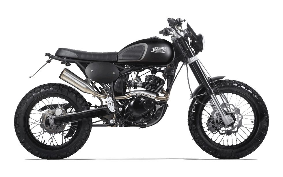 Tracker 125 Reservation Payment Tracker Cafe Racer Build A Bike