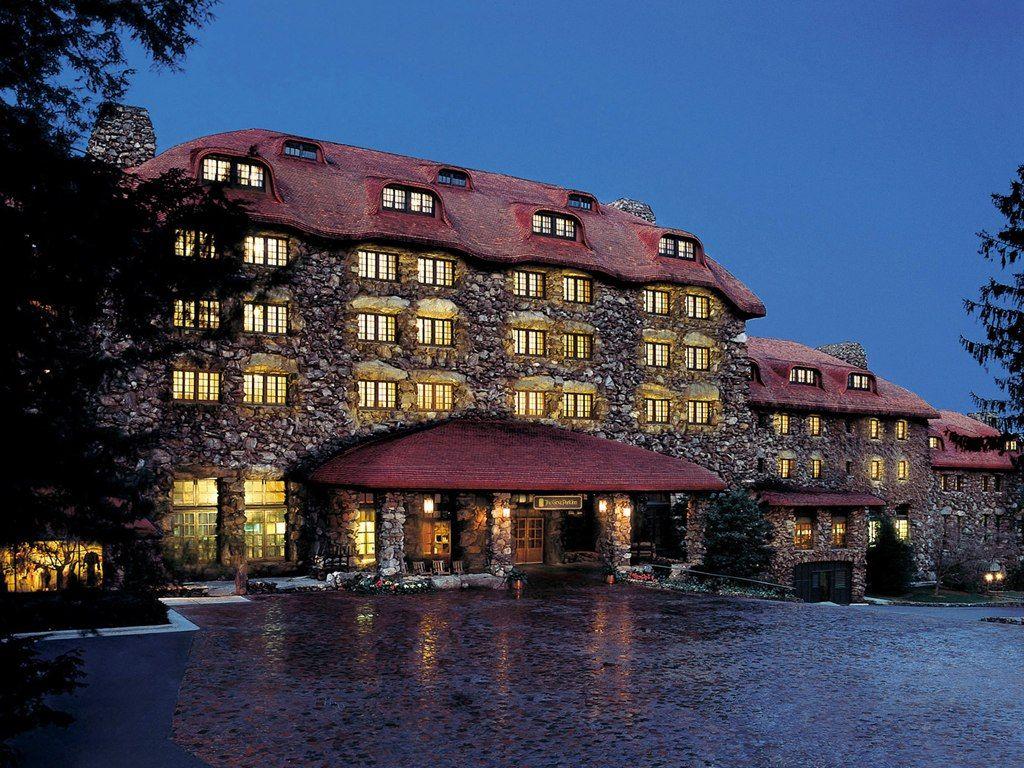 Hotels In Asheville Nc >> The Omni Grove Park Inn Asheville North Carolina United