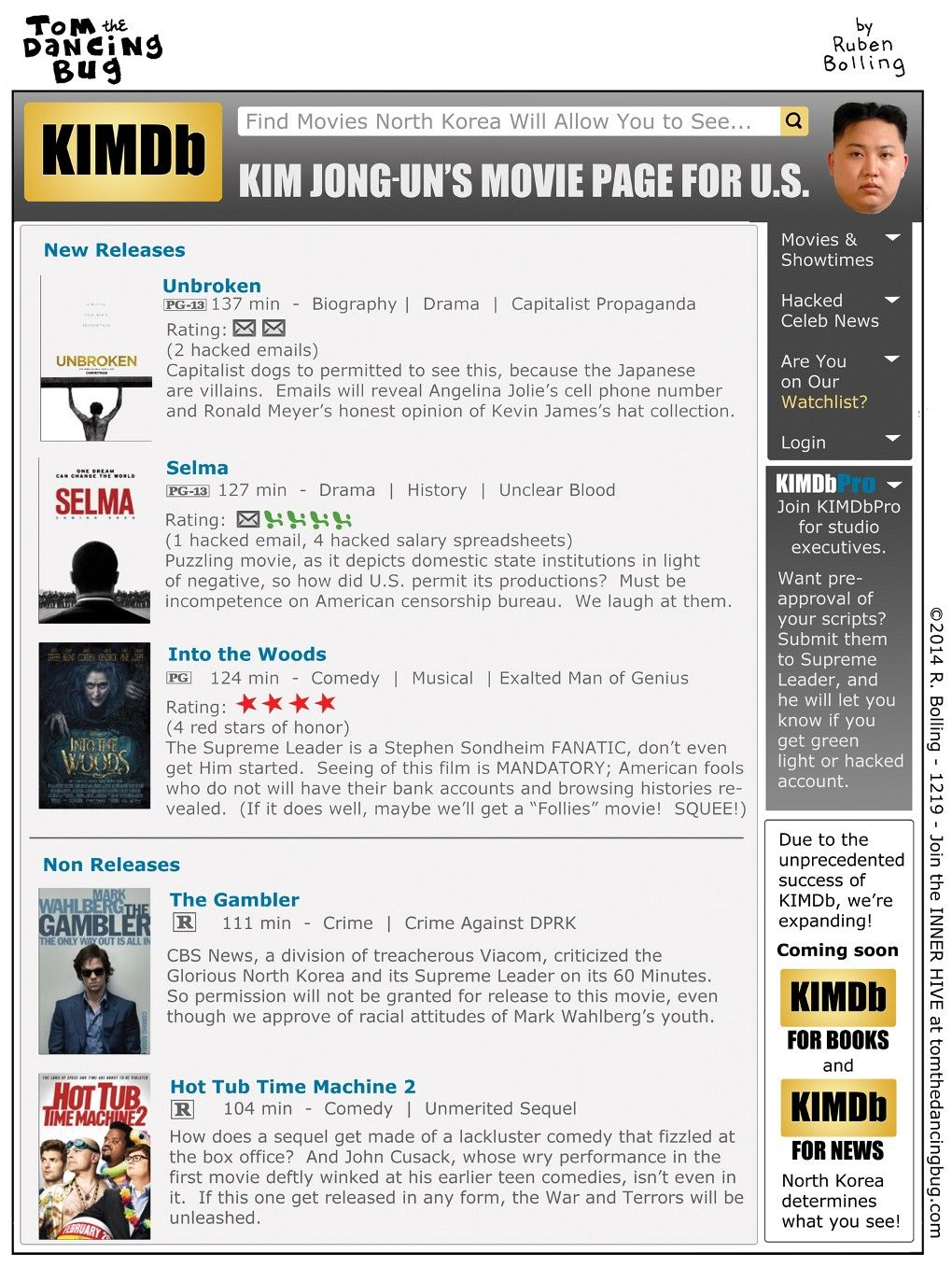Kim Jong-Un\'s IMDB Page | What\'s happening now? | Pinterest | What s