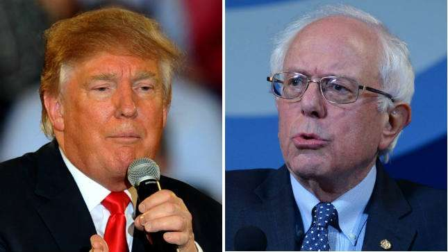 Sanders: My supporters are not to blame for violence at Trump rally