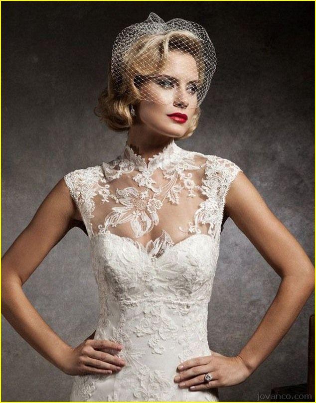 Top Retro Wedding Dress Reviews! Check more at http://jovanco.com ...