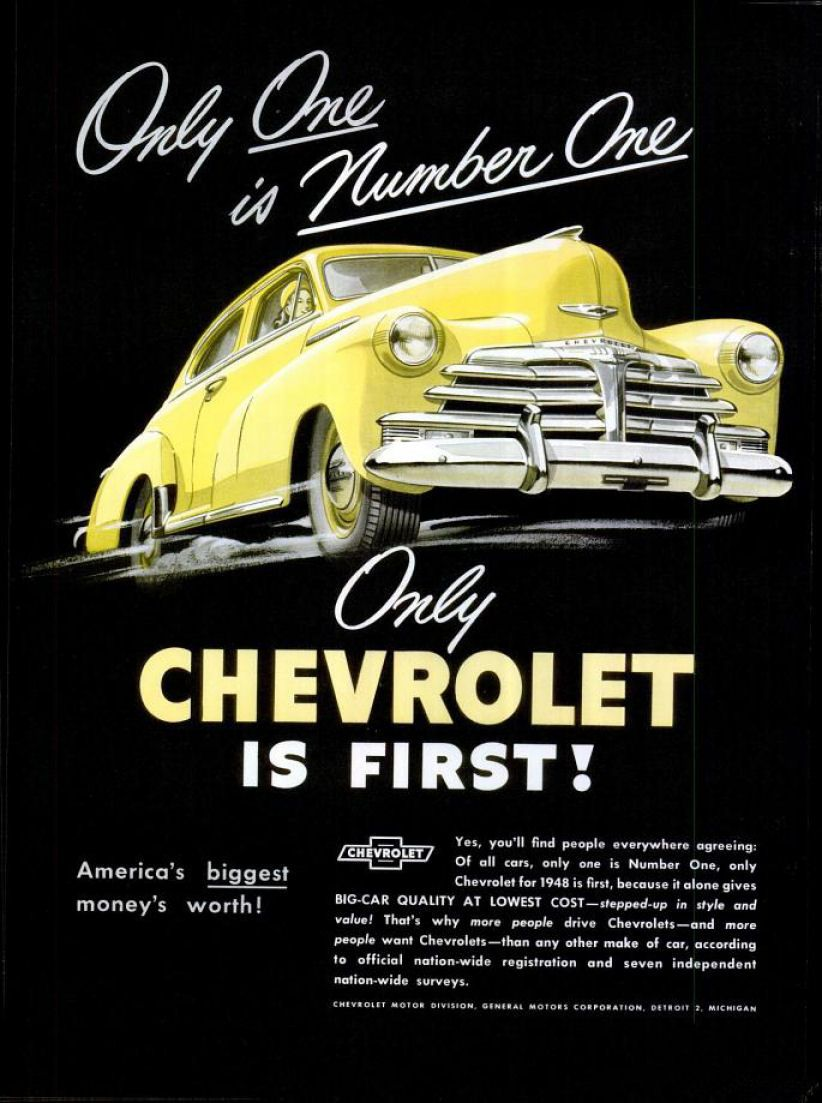 During WWII there were few cars manufactured and gas was rationed ...
