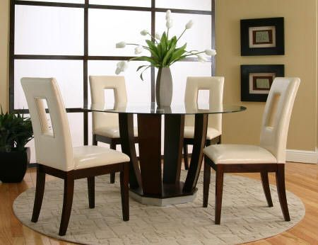 Picasso Five Piece Dinette Set from Huffman Koos Furniture