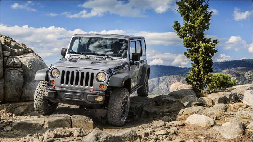 2013 Jeep Wrangler Rubicon 10th Anniversary Fred Martin