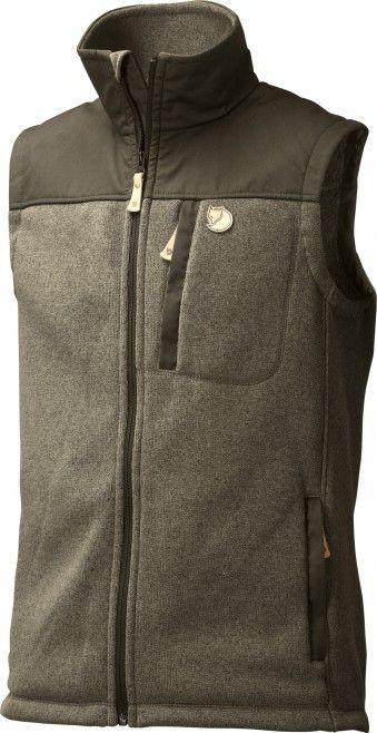 FJ/ÄLLR/ÄVEN Mens Buck Fleece Vest M Jacket