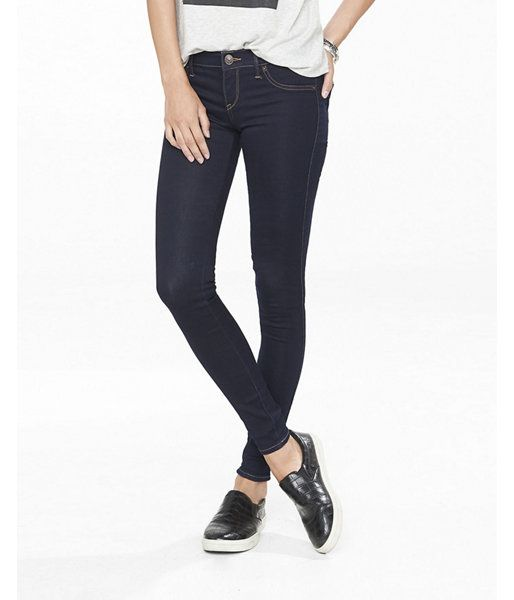 Sexy deep low cut jeans