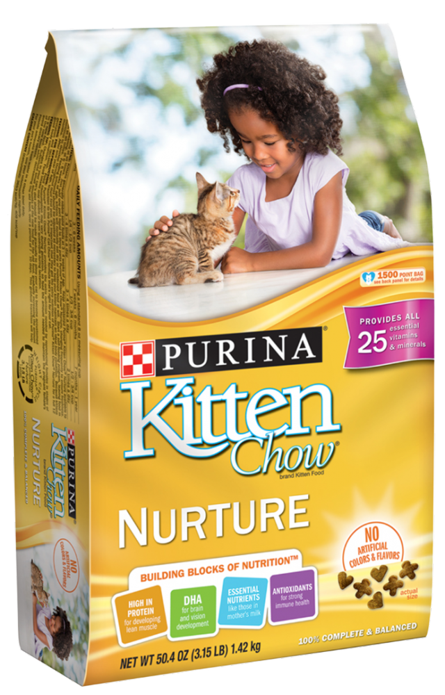 Purina Kitten Chow Dry Cat Food With Images Dry Cat Food Purina Animal Fats