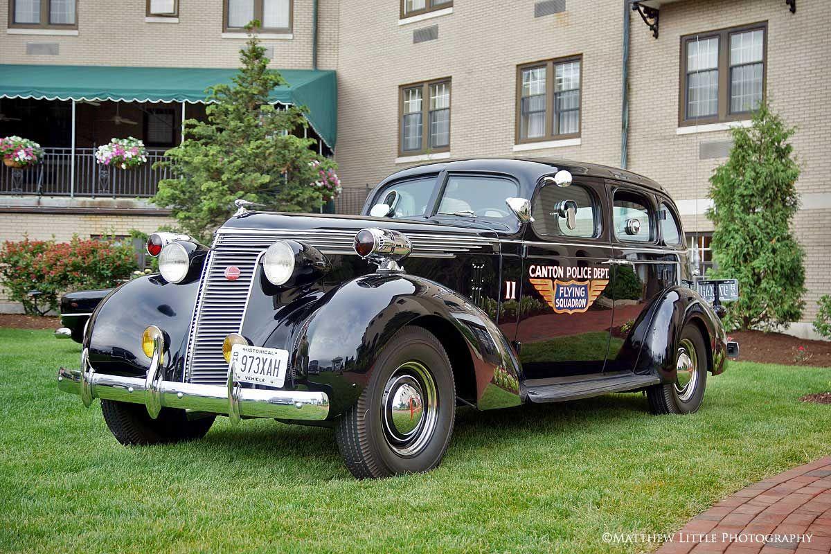 1937 Studebaker Police Car