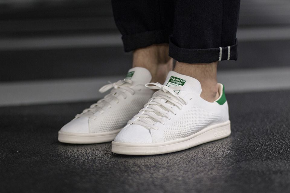 adidas stan smith og green
