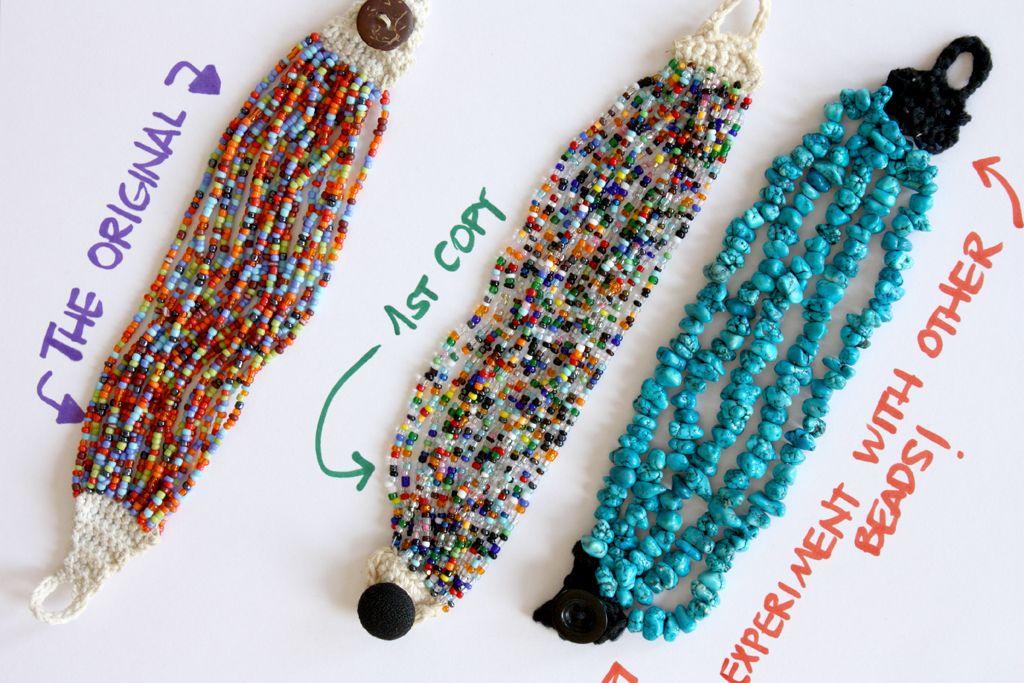 Bracelet ideas beads ~ Just another WordPress site