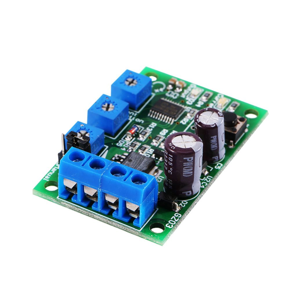 Dc Motor Over Current Protector Switch Short Circuit Overload Protection Module New Circuit Protection Protector