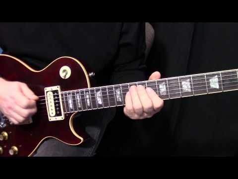 """how to play """"La Grange"""" by ZZ Top - guitar lesson rythym - YouTube"""