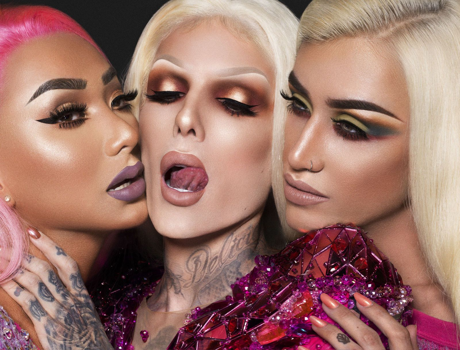 Jeffree Star is Launching an Androgynous Eyeshadow Palette