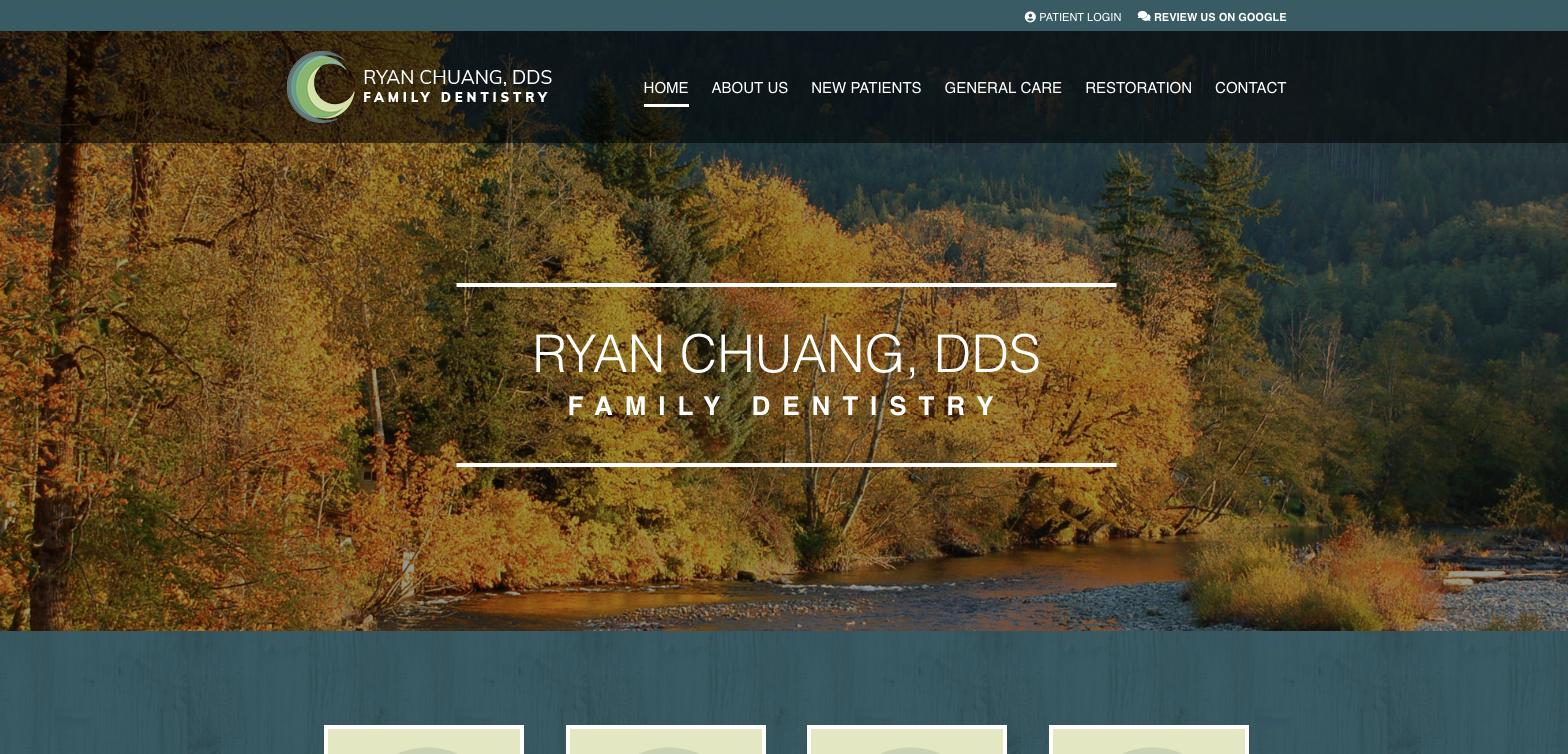 Ryan Chuang DDS, Family Dentistry Family dentistry