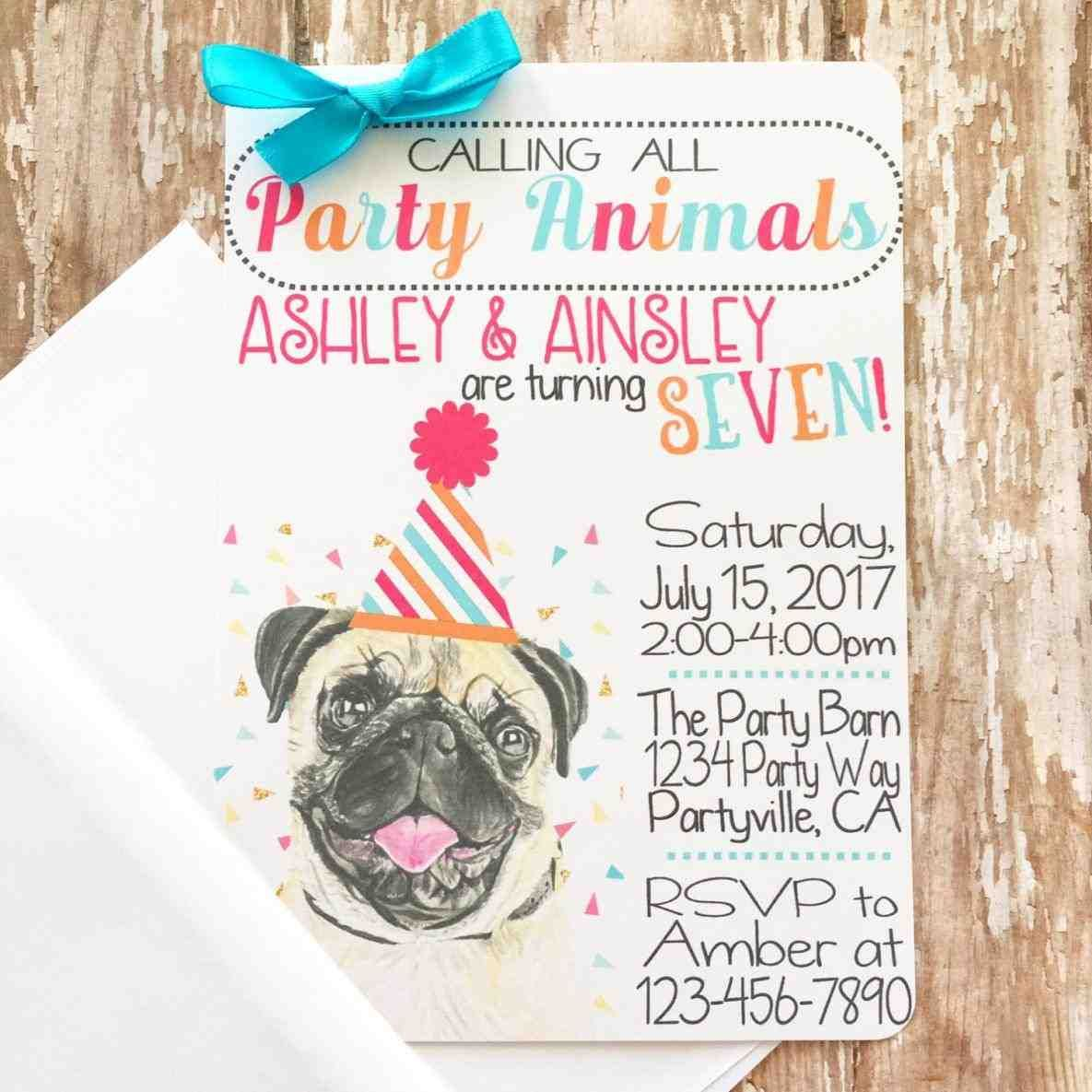 gallery photo gallery photo. pet party invitations gallery party ...