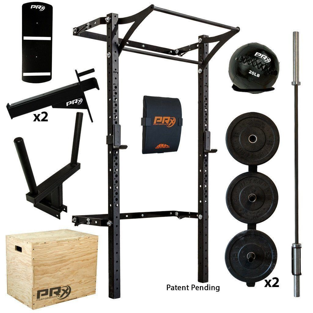 Men\'s Profile® PRO Package - Complete Home Gym | Gym, Profile and ...