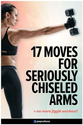 17 free weight exercises for toned arms  arm workouts at