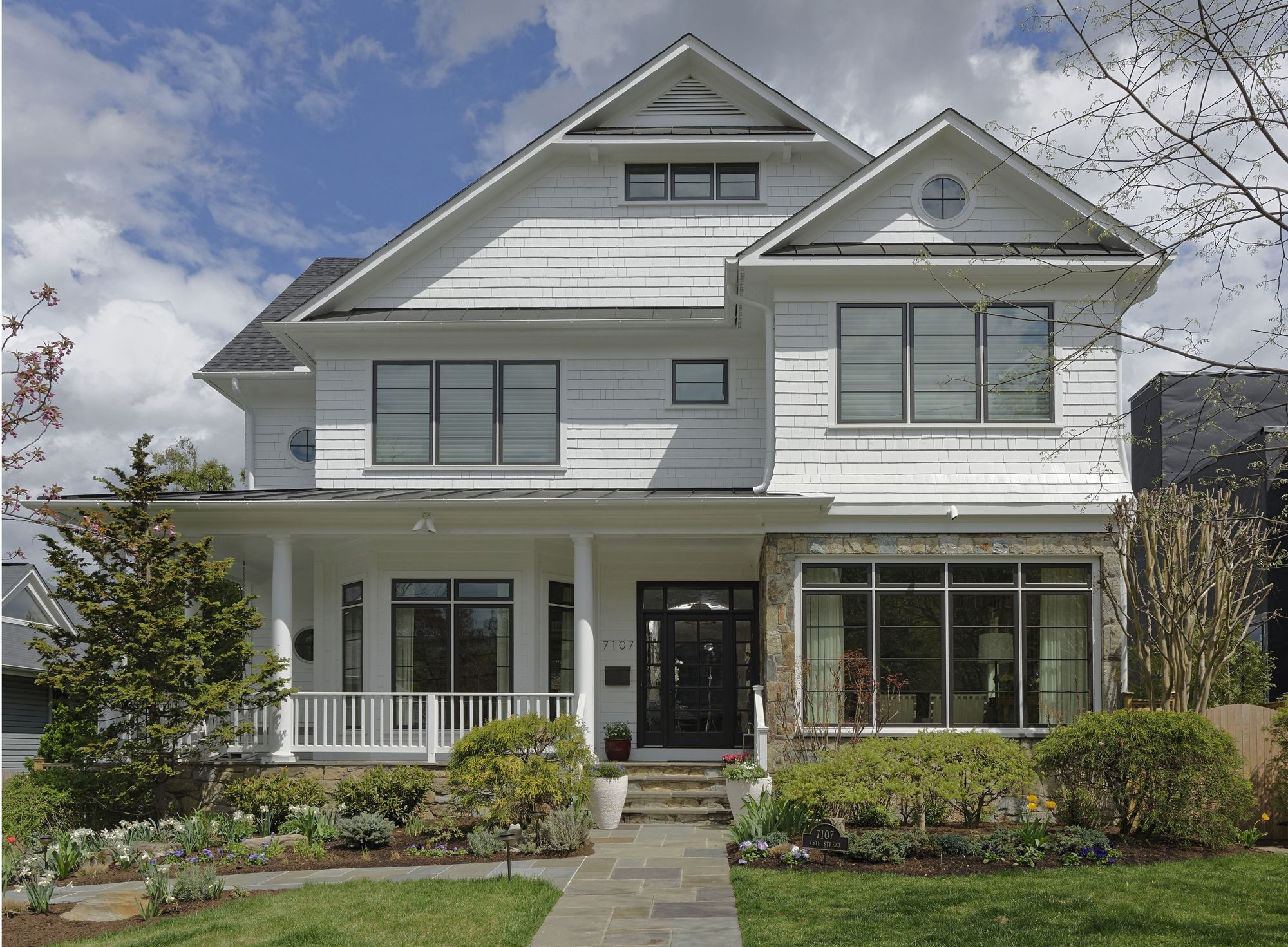 Exterior Elevations Photo Gallery - Bowa - Design Build Renovations