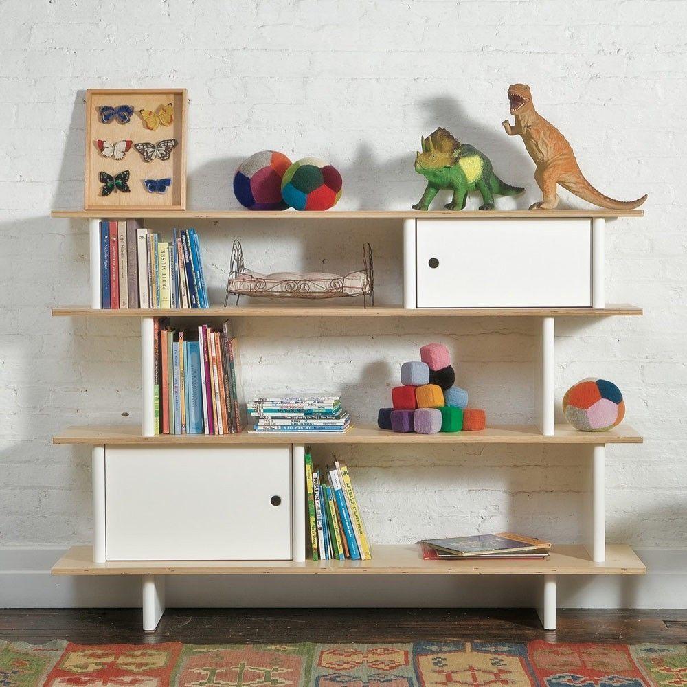high end childrens furniture. Oeuf NYC Mini Birch Bookshelf - Kids\u0027 Furniture Smallable High End Childrens