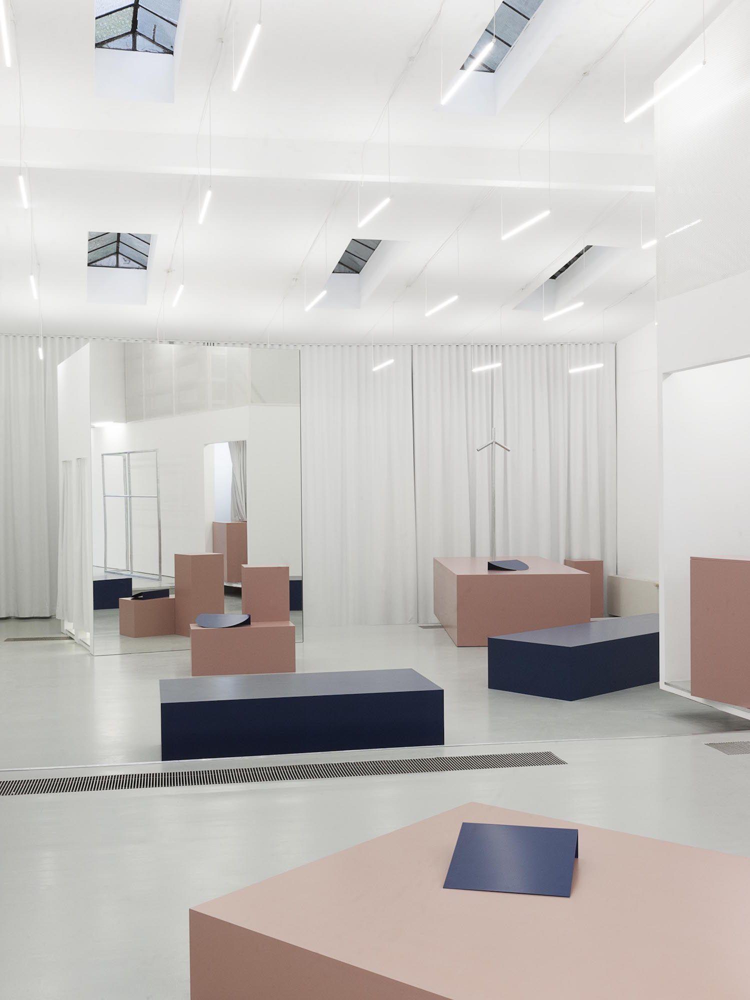 No74 Store · Berlin, Germany (closed Intérieur de magasin  Retail interior
