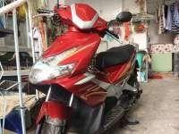 # xe Honda Airblade FI màu đỏ
