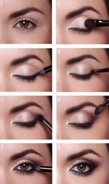Photo of 66 Trendy vintage wedding makeup for brown eyes brides eyelashes #eyes #br …