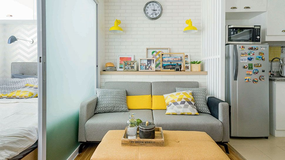A Compact Euro-hip Condo Home | Tips and Guides | realliving.com.ph