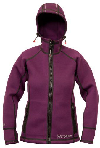 f737313a414f2 Stormr Women's Typhoon Jacket, Plum, X-Small - Fishing, Fly Fishing &