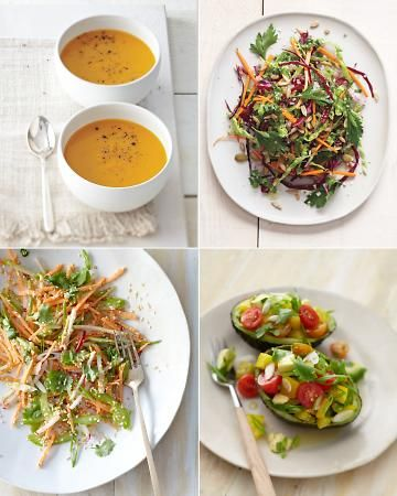 Might have to check out this detox, diet plan...   28-Day Mind + Body Challenge