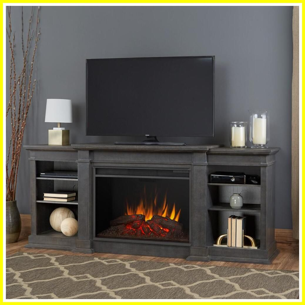 117 Reference Of Tv Stand With Fireplace Whitewash In 2020 Electric Fireplace Entertainment Center Fireplace Entertainment Center Fireplace Entertainment
