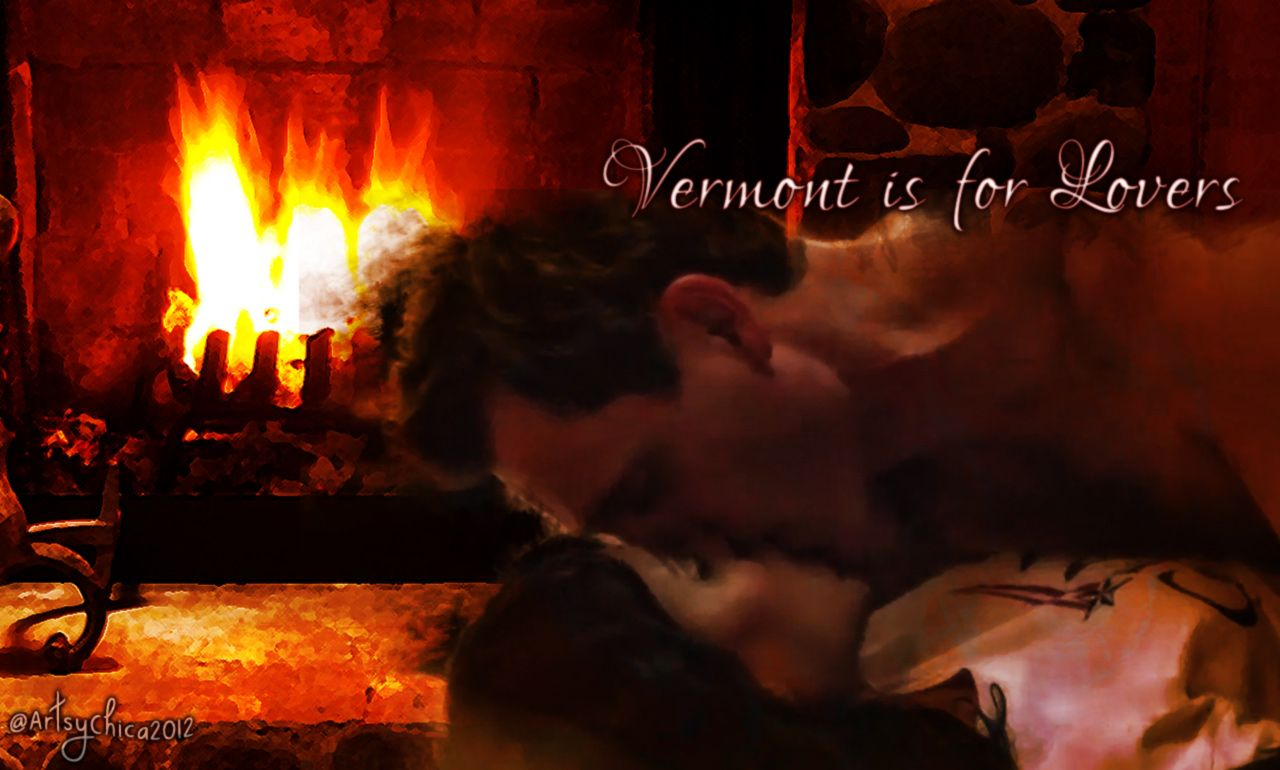 Vermont is for Lovers… #Scandal #Olitz