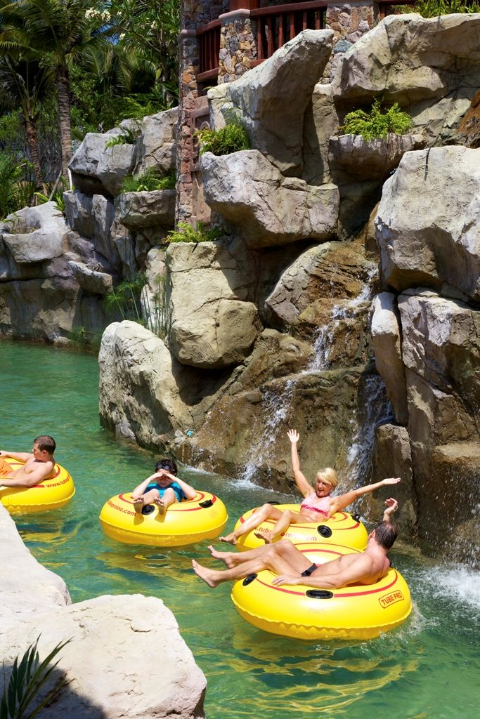 Hope You Have A Nice Weekend Here At Lazy River Of Centara