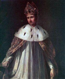Ramiro II, King of Aragon: my 30th great-grandfather.