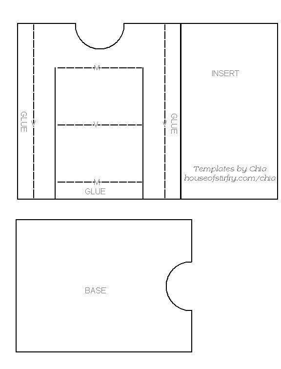 Image Result For Pop Up Slider Card Template Card Sketches Templates Slider Cards Card Sketches