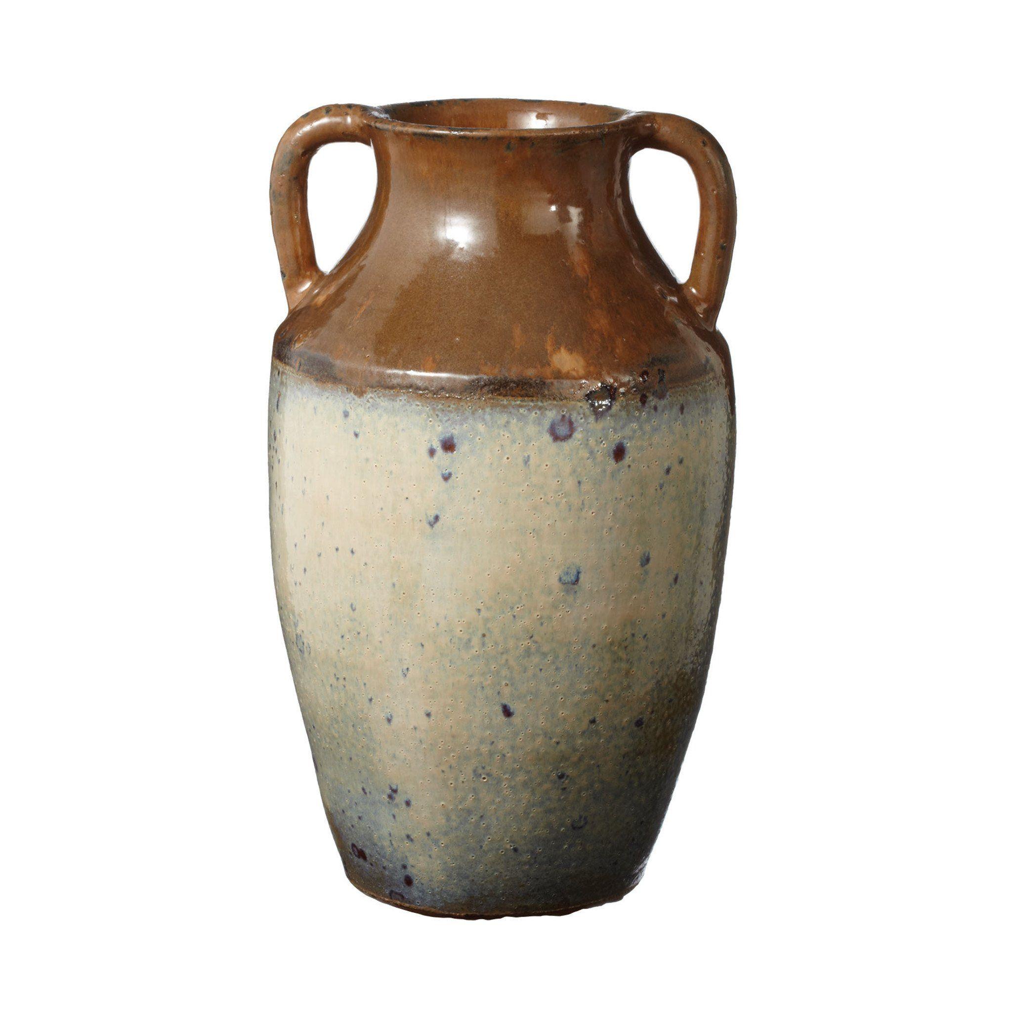 Ochre Olive Jar