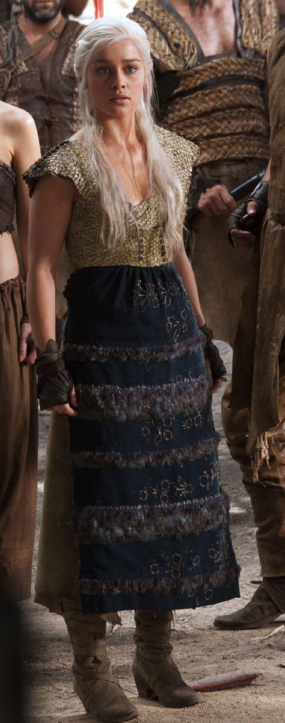 Daenerys Schwanger