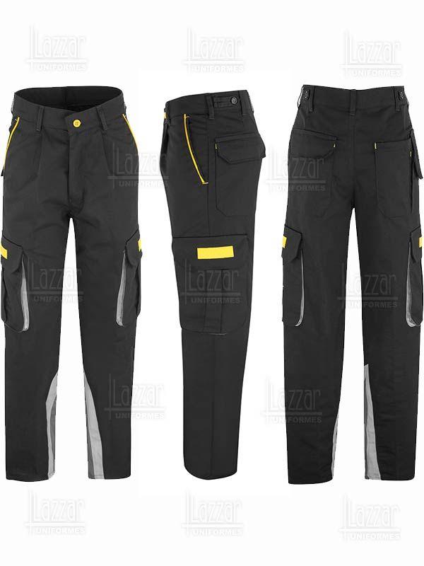 cd5383c2ef0 Pantalones Industriales Pantalones Tipo Cargo, Uniformes Industriales, Ropa  De Trabajo, Chalecos, Vaqueros