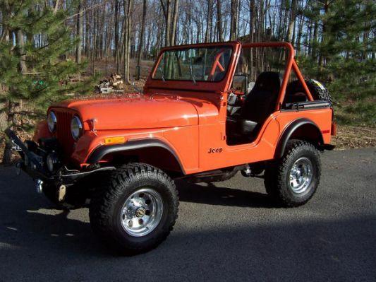1974 Jeep Cj5 Renegade For Sale Jeep Cj5 Classic Jeeps Jeep