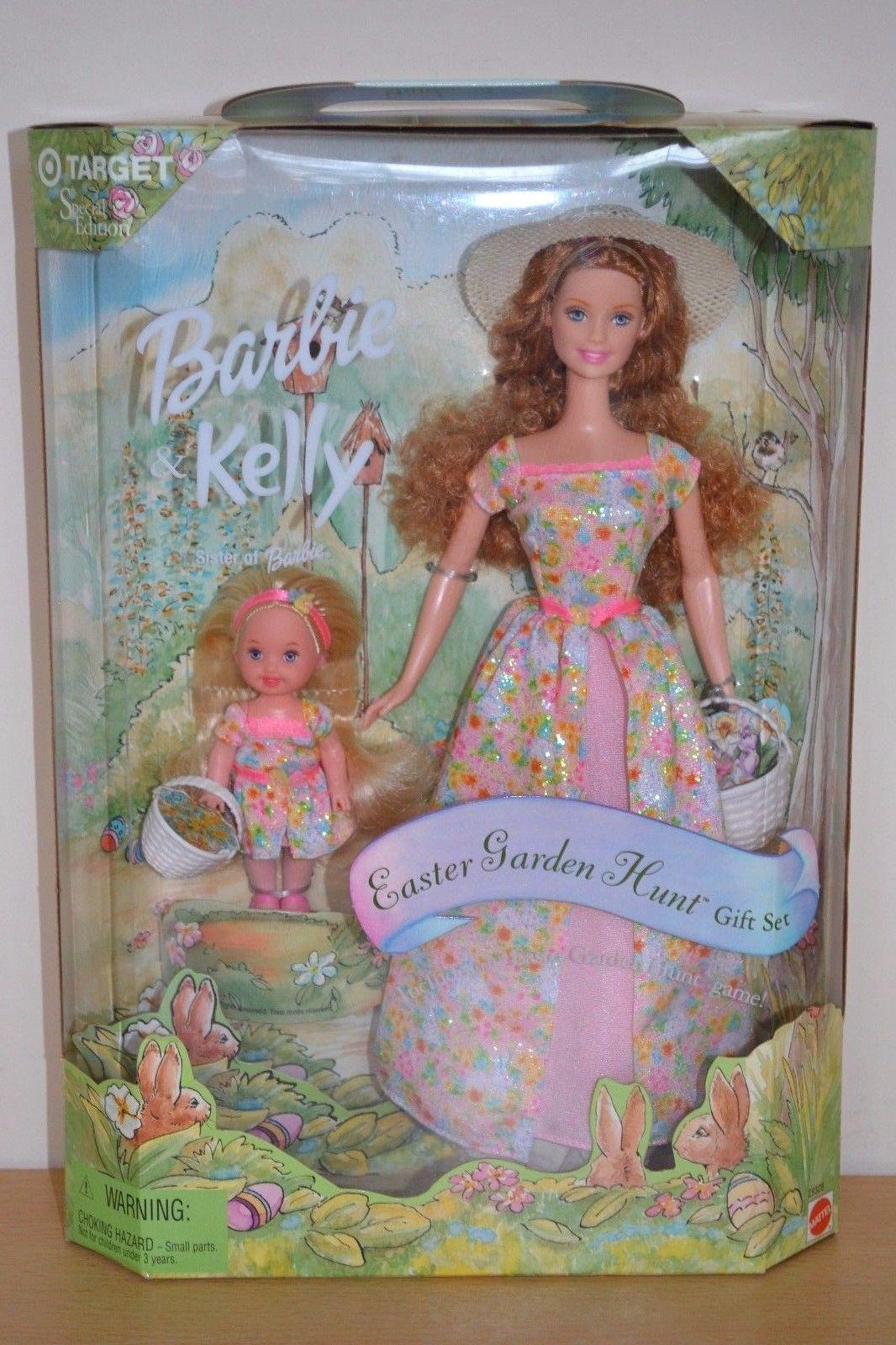 Barbie and Kelly Easter Garden Hunt 2000 Doll for sale online