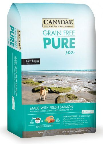 Canidae Grain Free Pure Control Hairball Formula For Cats 8 Lb