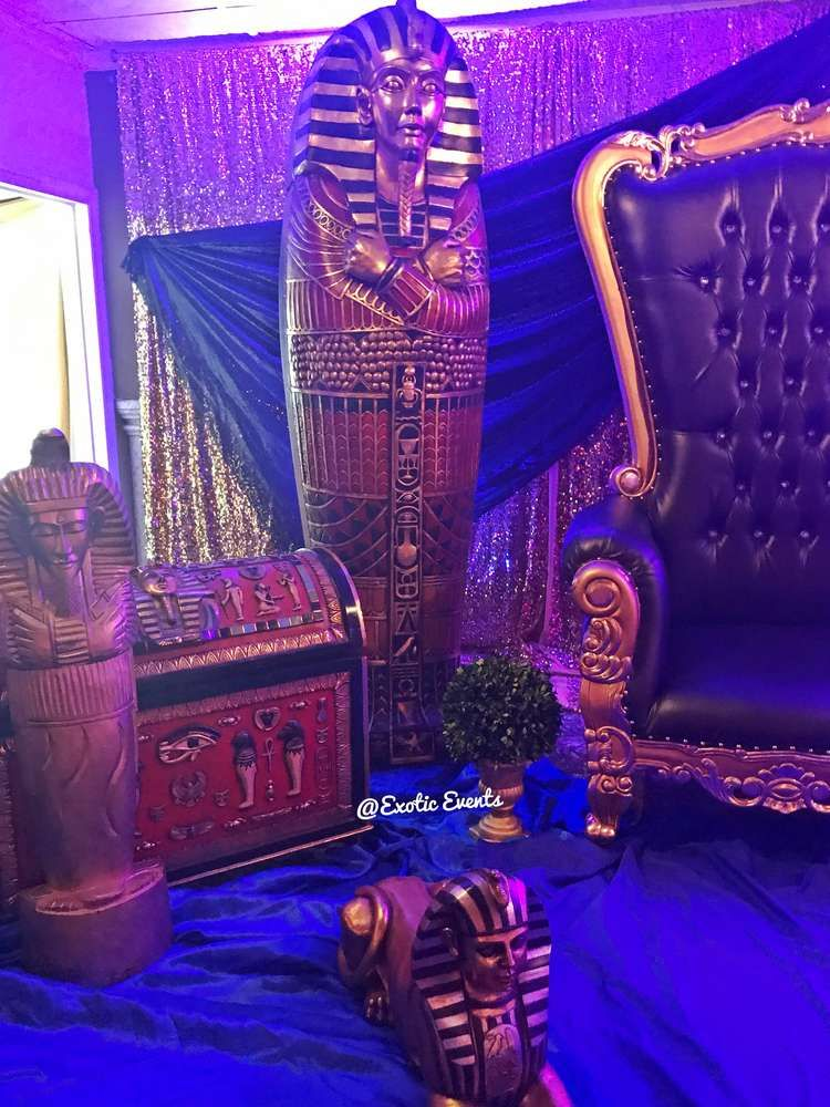 Egyptian Theme Baby Shower Party Ideas Baby Shower Parties Shower