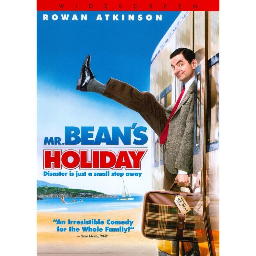 Mr Bean S Holiday Dvd In 2021 Holiday Movie Mr Bean Movie Mr Bean