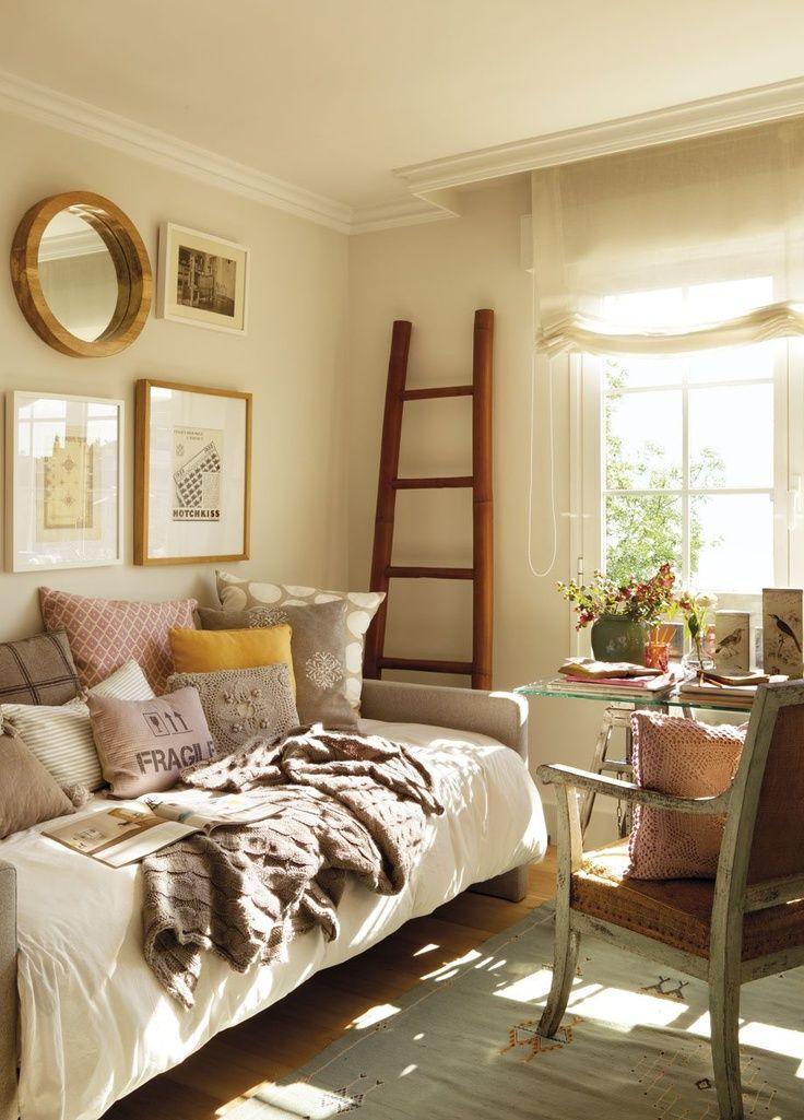 Beatriz Silveira| Sofa Bed From Batik Interiors, Parlade Natalia Chair.