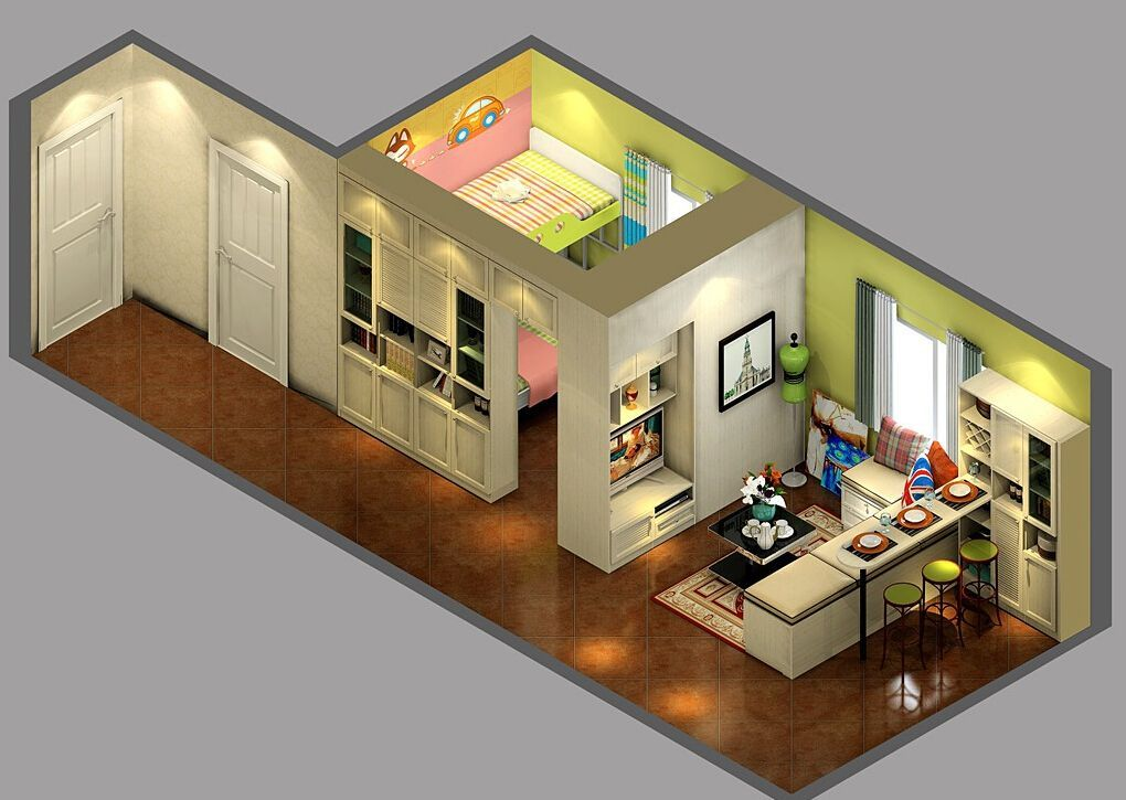 Simple House Design Korean Style In 2020 With Images Small