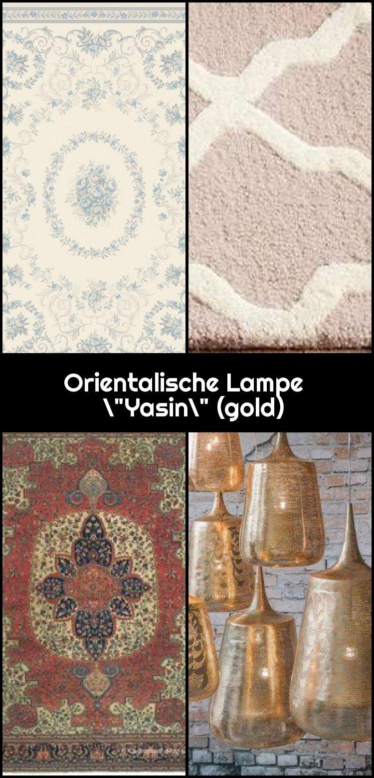 Orientalische Lampe Yasin Gold Orientalische Lampe Yasin Gold Gold Lampe Orientalische Yasin Orientalische Lampen Lampen Orientalisch
