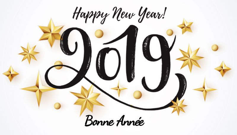 Happy New Year to All Our Pinterest Followers - Bonne ...