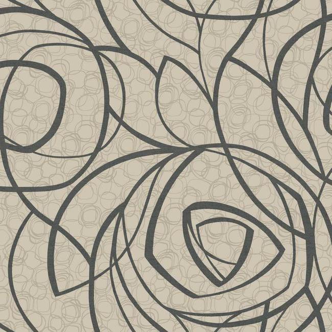 Spiral Dance 27u0027 x 27 - tapices modernos