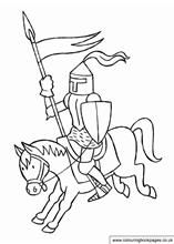St Georges Day Colouring Pages Coloring Pages St Georges Day