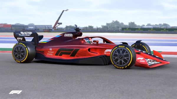 Nice Wallpapers F1 Fia 2021 Concept Car On Kids N Fun Concept Cars Car Formula 1 Car